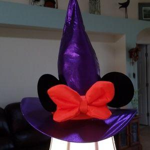Halloween Mickey Hat